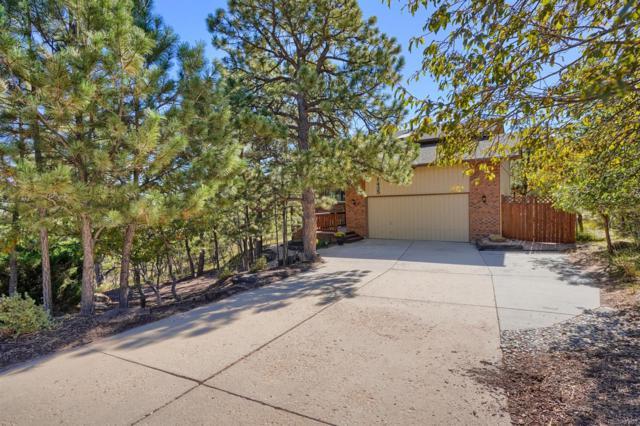 1435 Oak Hills Drive, Colorado Springs, CO 80919 (MLS #1614529) :: 8z Real Estate