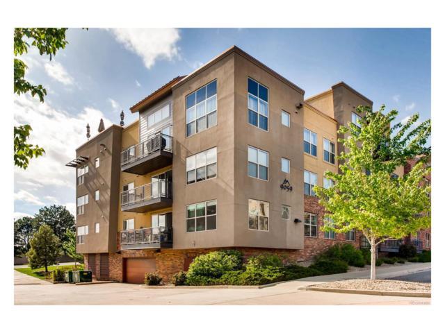9059 E Panorama Circle B-115, Centennial, CO 80112 (MLS #1614539) :: 8z Real Estate
