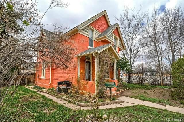 3775 Osceola Street, Denver, CO 80212 (#1614551) :: milehimodern