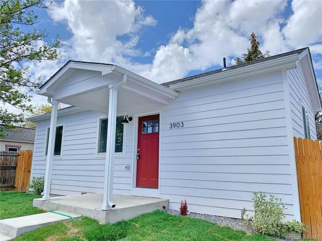 3903 W Nevada Place, Denver, CO 80219 (#1614590) :: Peak Properties Group