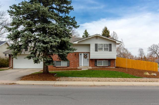 8807 W Woodard Drive, Lakewood, CO 80227 (#1614714) :: Compass Colorado Realty