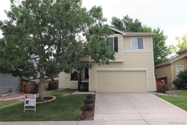 9823 Gatesbury Circle, Highlands Ranch, CO 80126 (MLS #1615519) :: 8z Real Estate