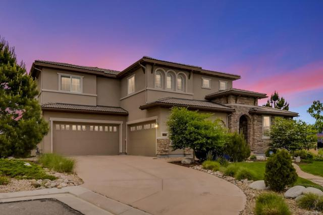 10491 Sunshower Place, Highlands Ranch, CO 80126 (#1615927) :: The HomeSmiths Team - Keller Williams