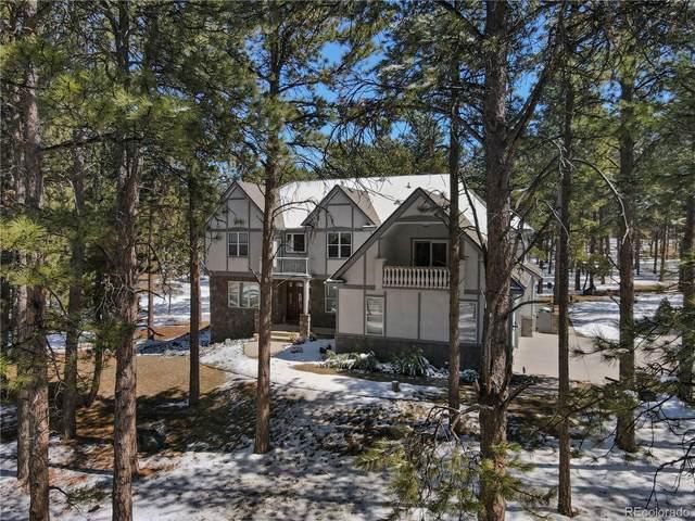 718 Piney Ridge Way, Monument, CO 80132 (#1616152) :: Mile High Luxury Real Estate