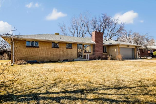 4645 Garrison Street, Wheat Ridge, CO 80033 (#1616670) :: The Peak Properties Group