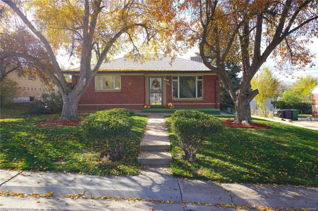 1659 S Canosa Court, Denver, CO 80219 (#1616690) :: The Heyl Group at Keller Williams