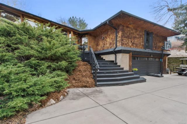 1440 Bellevue Drive, Boulder, CO 80302 (#1616707) :: The Galo Garrido Group