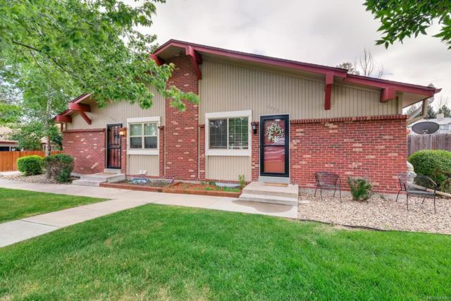 7486 W Roxbury Place, Littleton, CO 80128 (#1617057) :: Compass Colorado Realty