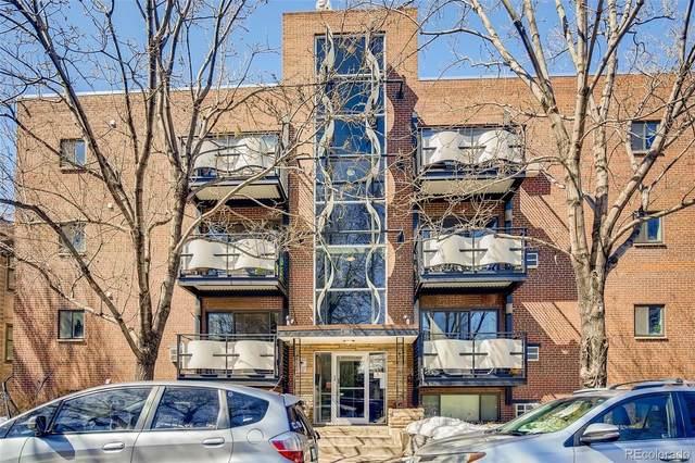 1245 Columbine Street #202, Denver, CO 80206 (#1617911) :: Wisdom Real Estate