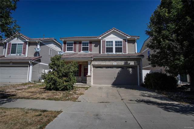 21627 E 55th Place, Denver, CO 80249 (MLS #1617939) :: 8z Real Estate