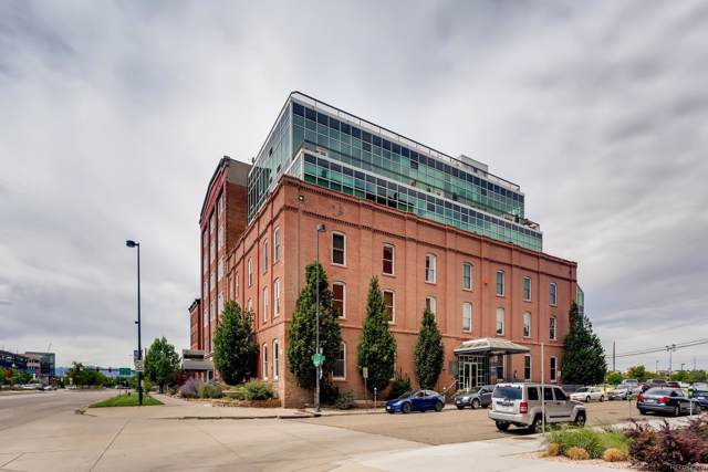 1143 Auraria Parkway #102, Denver, CO 80204 (#1618126) :: Mile High Luxury Real Estate