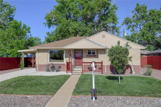 6075 Garrison Street, Arvada, CO 80004 (#1618145) :: Peak Properties Group