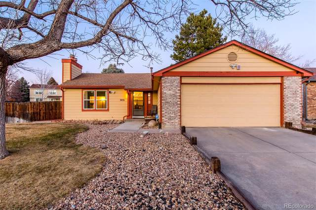 7431 E Jamison Circle, Centennial, CO 80112 (#1618260) :: The Gilbert Group