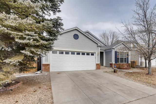 19047 E Hampden Drive, Aurora, CO 80013 (#1618700) :: Bring Home Denver