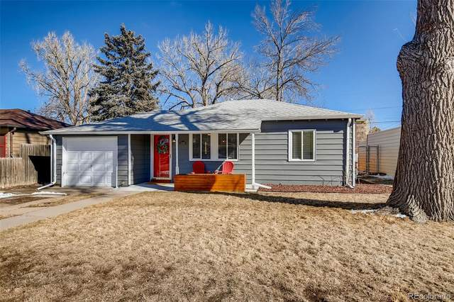 1330 N Willow Street, Denver, CO 80220 (#1618897) :: The Griffith Home Team