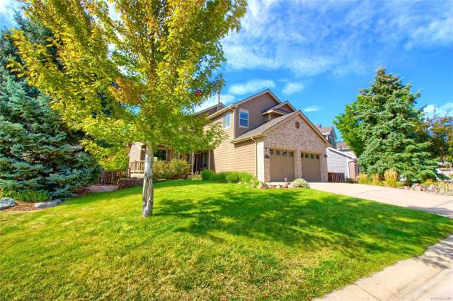 11 Blue Sage, Littleton, CO 80127 (MLS #1618996) :: 8z Real Estate