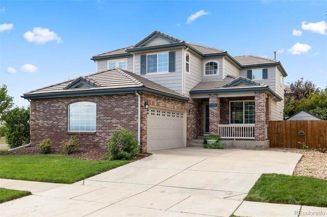14113 E 100th Place, Commerce City, CO 80022 (#1619036) :: The Heyl Group at Keller Williams
