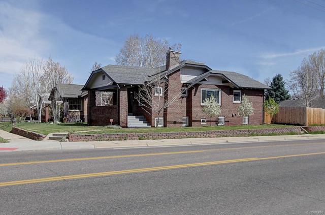 3194 W 36th Avenue, Denver, CO 80211 (#1619465) :: The Peak Properties Group
