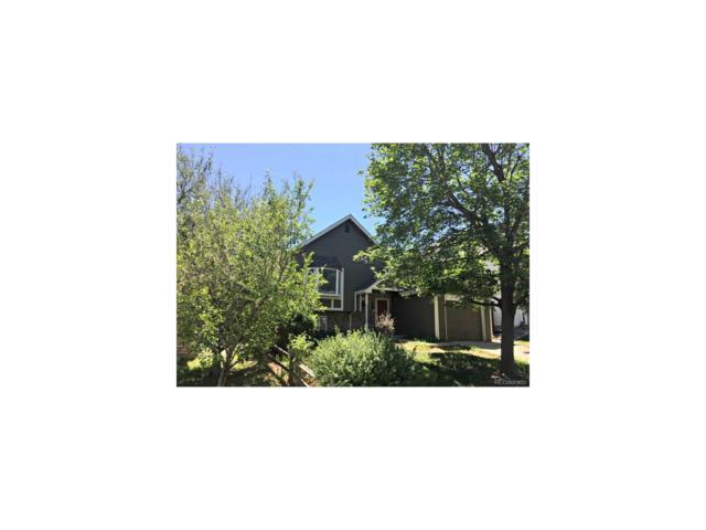 4756 S Yampa Street, Aurora, CO 80015 (MLS #1619486) :: 8z Real Estate