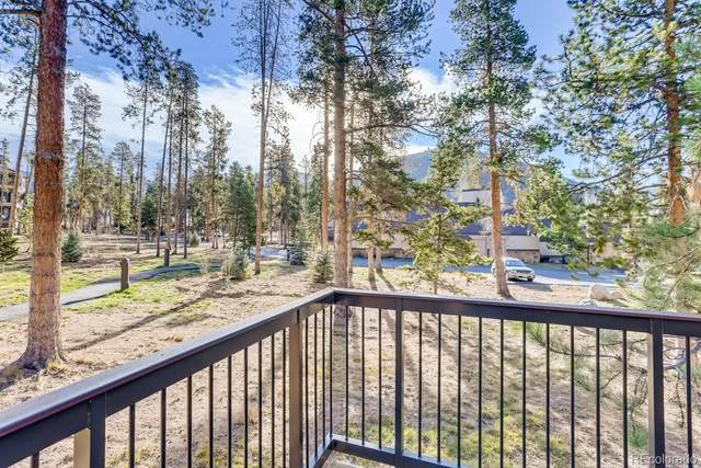 120 Tennis Club Road #1633, Dillon, CO 80435 (#1619614) :: The DeGrood Team