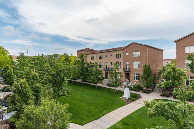220 Roslyn Street #710, Denver, CO 80230 (#1620036) :: 5281 Exclusive Homes Realty