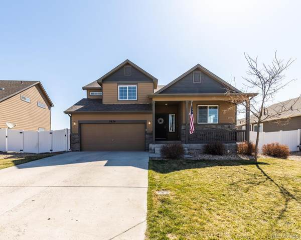 2836 Avocado Avenue, Greeley, CO 80631 (MLS #1620044) :: 8z Real Estate
