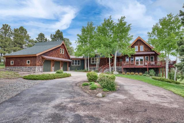 19475 Sherwood Trail, Monument, CO 80132 (#1620139) :: Mile High Luxury Real Estate