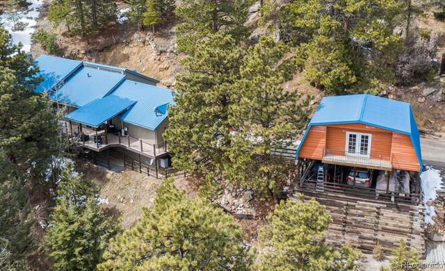 586 Hy Vu Drive, Evergreen, CO 80439 (MLS #1620195) :: 8z Real Estate