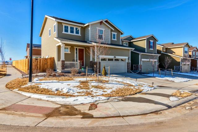 10675 Casper Street, Parker, CO 80134 (#1620275) :: The City and Mountains Group