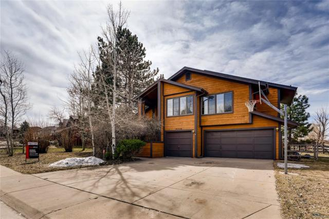 18336 E Berry Drive, Centennial, CO 80015 (#1620391) :: The Heyl Group at Keller Williams