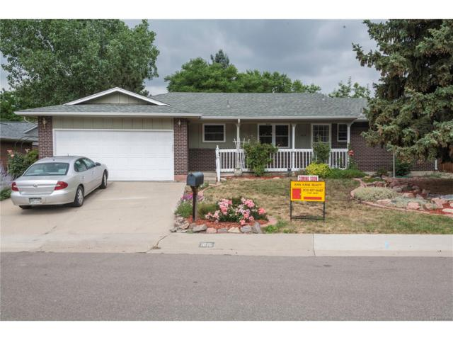 1615 Ulysses Street, Golden, CO 80401 (MLS #1620478) :: 8z Real Estate
