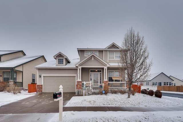 4695 Mt Cameron Drive, Brighton, CO 80601 (#1620480) :: The Peak Properties Group