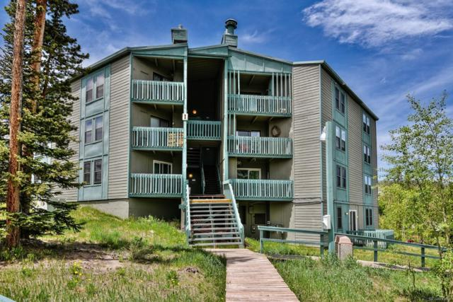 4200 Lodge Pole Circle #102, Silverthorne, CO 80498 (#1620525) :: The Galo Garrido Group