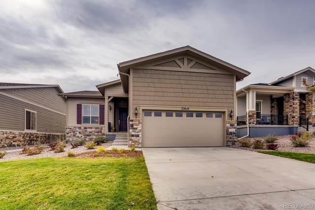22614 E Henderson Drive, Aurora, CO 80016 (#1620739) :: The Scott Futa Home Team