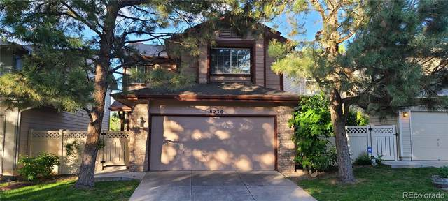 8230 S Gaylord Court, Centennial, CO 80122 (#1620779) :: Mile High Luxury Real Estate