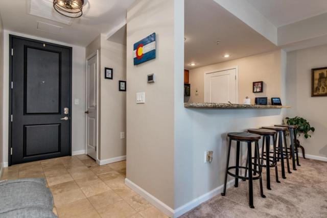 925 N Lincoln Street 10H-S, Denver, CO 80203 (#1620992) :: The Dixon Group