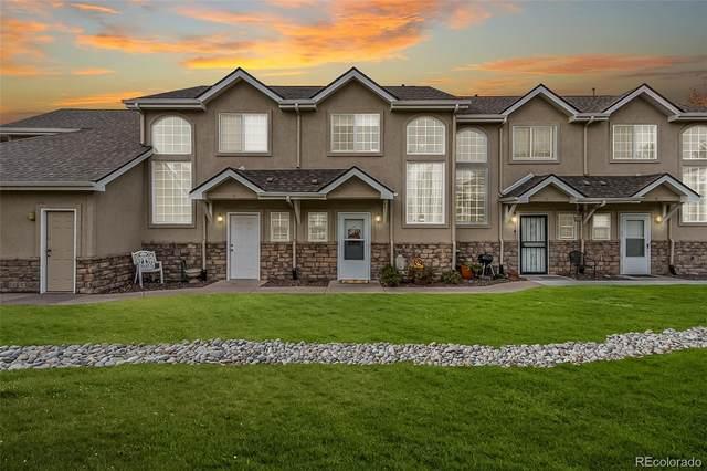 2251 Coronado Parkway C, Denver, CO 80229 (MLS #1621340) :: 8z Real Estate