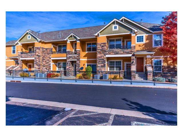 7120 Simms Street #202, Arvada, CO 80004 (#1621508) :: The Peak Properties Group