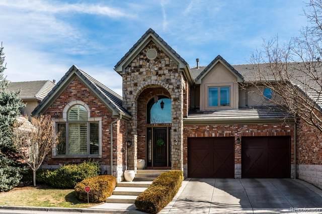 8798 E Wesley Drive, Denver, CO 80231 (#1621772) :: Bring Home Denver with Keller Williams Downtown Realty LLC