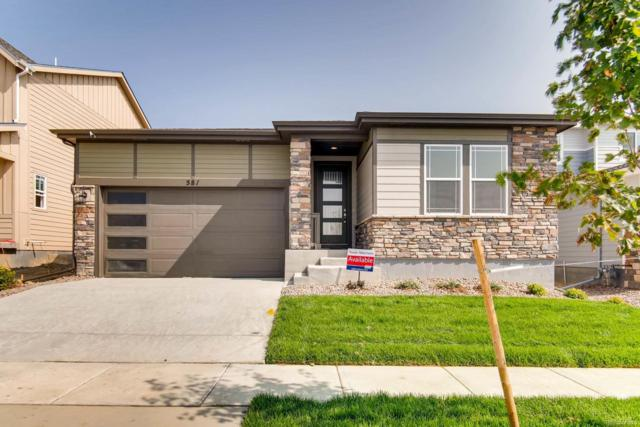581 W 173rd Place, Broomfield, CO 80023 (#1621922) :: The Griffith Home Team