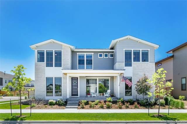 10096 E 59th Place, Denver, CO 80238 (MLS #1622173) :: 8z Real Estate