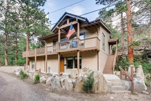 112 Evergreen Point Road, Drake, CO 80515 (MLS #1622362) :: 8z Real Estate
