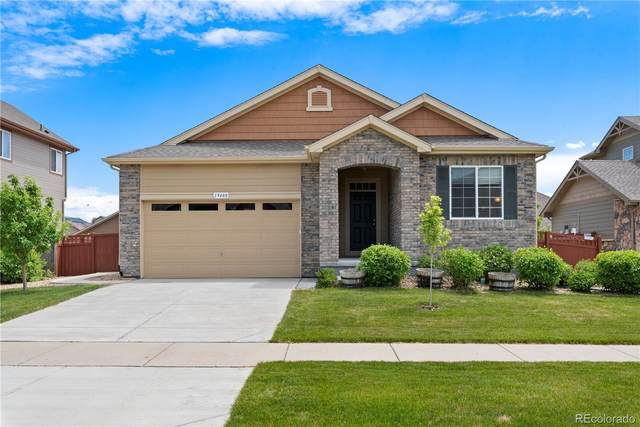 19400 E 61st Drive, Aurora, CO 80019 (#1622481) :: The Heyl Group at Keller Williams