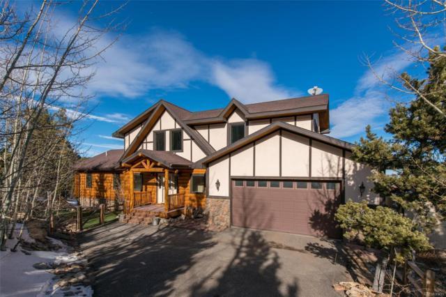 11766 Coal Creek Heights Drive, Golden, CO 80403 (#1622490) :: The Peak Properties Group