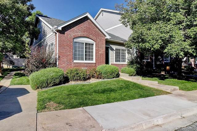 9643 W Chatfield Avenue A, Littleton, CO 80128 (#1622494) :: Briggs American Properties