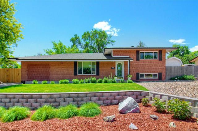 880 W 100th Avenue, Northglenn, CO 80260 (#1622644) :: The Peak Properties Group