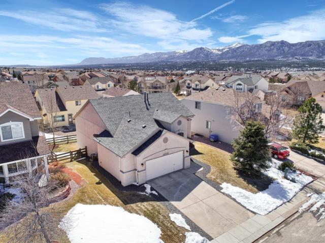 452 Talus Road, Monument, CO 80132 (MLS #1622831) :: 8z Real Estate