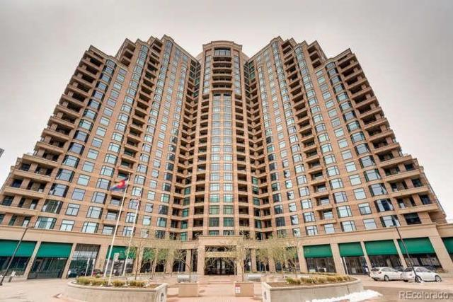 8100 E Union Avenue #207, Denver, CO 80237 (#1623106) :: The DeGrood Team