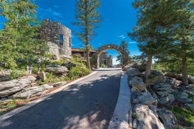 142 Outpost Lane, Evergreen, CO 80439 (#1623294) :: The City and Mountains Group
