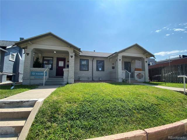 2362 S Broadway 2362-2364, Denver, CO 80210 (#1623706) :: Own-Sweethome Team